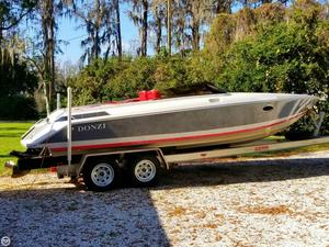 Used Donzi Z 25 High Performance Boat For Sale