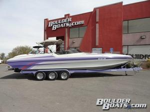 Used Conquest 30 Enforcer Eurostep OS High Performance Boat For Sale