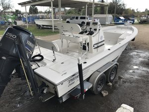 Used Pathfinder 2400 Freshwater Fishing Boat For Sale