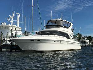 Used Sea Ray 56 Sedan Bridge Motor Yacht For Sale