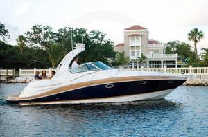 Used Four Winns 338 Vista Cruiser Boat For Sale