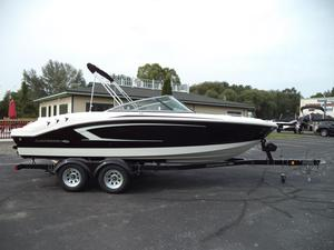 Used Chaparral 21 H2O Sport Sports Fishing Boat For Sale