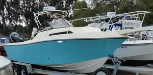 Used Mako 248 Walkaround Fishing Boat For Sale