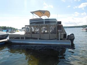 Used Premier 310 Escalante Pontoon Boat For Sale