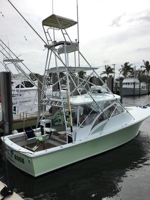 Used Composite Yacht Custom Sportfish Sports Fishing Boat For Sale