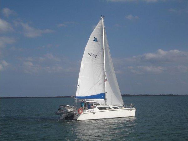 Used Gemini Catamarans 105 Mc Catamaran Sailboat For Sale