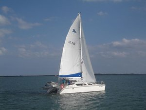 Used Gemini Catamarans 105 Mc Catamaran Sailboat For Sale