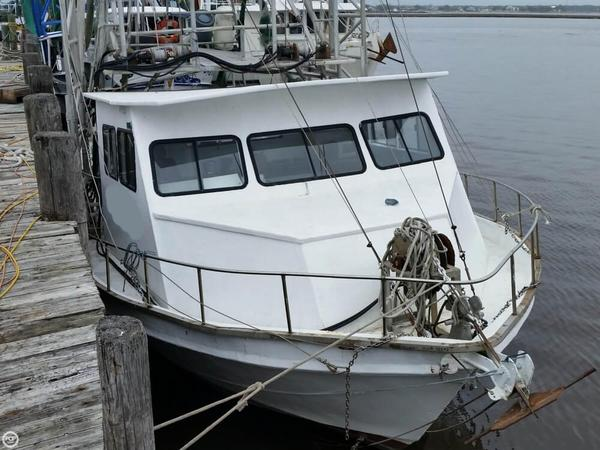 Used Reno 40 Commercial Boat For Sale