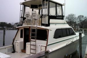 Used Egg Harbor 43 SF Sports Fishing Boat For Sale