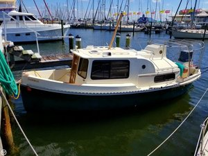 Used Nimble Nomad Special Trawler Boat For Sale