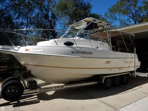 Used Aquasport 275 Explorer Walkaround Fishing Boat For Sale