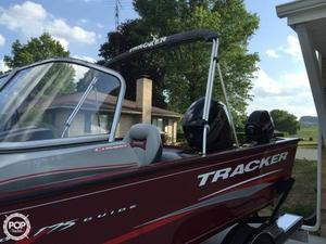 Used Tracker Pro Guide V-175 Combo Bass Boat For Sale