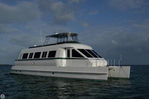 Used Stuart Catamarans Calydor 61 Power Catamaran Power Catamaran Boat For Sale