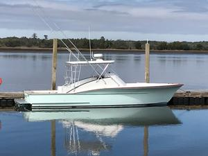 Used Custom Carolina Stokes Express High Performance Boat For Sale