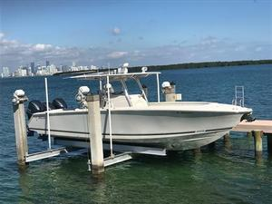Used Jupiter 34 Center Console Fishing Boat For Sale