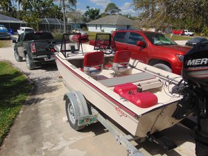 Used Mckee Craft Dual Console Boat For Sale