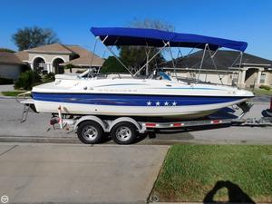 Used Bayliner 217SD Deck Boat For Sale