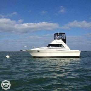 Used Silverton 31 C Sports Fishing Boat For Sale