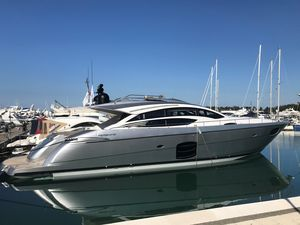Used Pershing 74 High Performance Boat For Sale