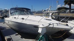 Used Mustang 3800sc Express Cruiser Boat For Sale