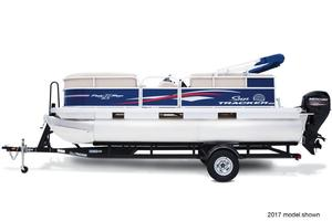 New Sun Tracker Party Barge 18 DLX Pontoon Boat For Sale
