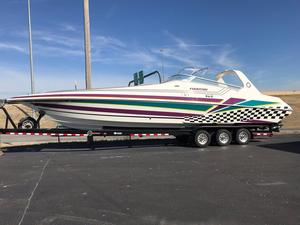 Used Fountain 38 Express Cruiser Sports Cruiser Boat For Sale