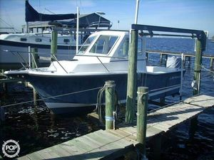 Used North Coast 21 Hard Top Walkaround Fishing Boat For Sale