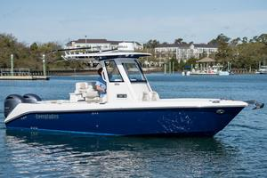 Used Everglades 255 Center Console255 Center Console Center Console Fishing Boat For Sale