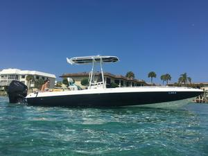 Used Scarab 26 Center Console Fishing Boat For Sale