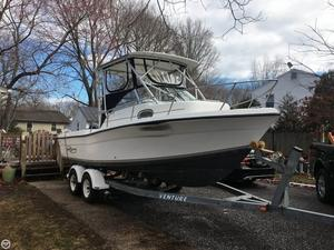 Used Pro Sports 2050 WA Walkaround Fishing Boat For Sale