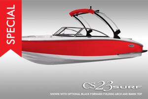 New Cobalt CS23 Surf Ski and Wakeboard Boat For Sale
