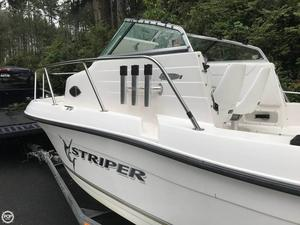 Used Seaswirl Striper 185 Walkaround Fishing Boat For Sale