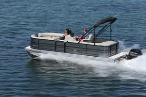 New Berkshire 24CL CTS Pontoon Boat For Sale