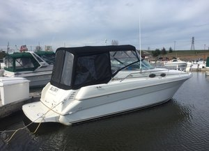 New Sea Ray 270 Sundancer Cruiser Boat For Sale