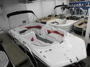 New Hurricane SS 202 I/O Deck Boat For Sale