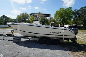 Used Century 2900 CC Center Console Fishing Boat For Sale