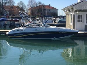 Used Ebbtide 2460 Z-trak SS DC FC Bowrider Boat For Sale