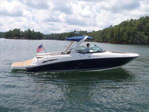 Used Sea Ray 300 SLX Ski and Wakeboard Boat For Sale