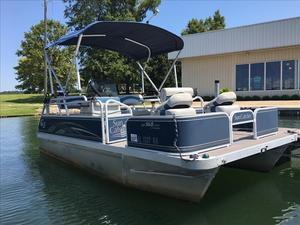 Used G3 Sun Catcher LV 168 FC Pontoon Boat For Sale