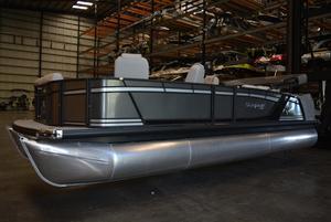 New Sanpan SP2500FEBSP2500FEB Pontoon Boat For Sale