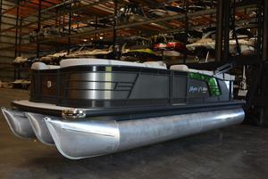 New Aqua Patio AP235AD Pontoon Boat For Sale