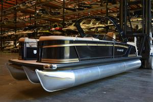 New Sanpan SP2500ULW Pontoon Boat For Sale