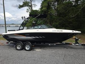 Used Sea Ray 205 Sport Ski and Fish Boat For Sale