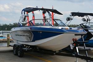 New Nautique Super Air Nautique G21 Ski and Fish Boat For Sale
