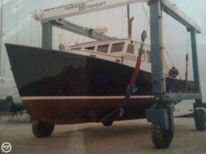 Used Robert Rich 46 Lobster Fishing Boat For Sale