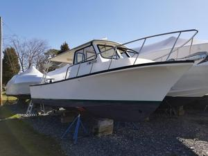 Used Judge Chesapeake 27 Pilothouse Boat For Sale