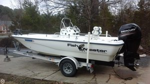 Used Polar Fish master 1900 Travis Edition Center Console Fishing Boat For Sale