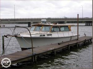 Used Markley 41 Downeast Fishing Boat For Sale