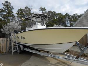 Used Mako 264 Center Console Fishing Boat For Sale