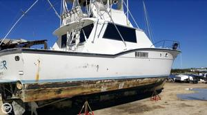 Used Hatteras 45 C Sports Fishing Boat For Sale